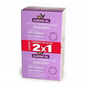 Babaria ALMOND OIL Anti-Wrikle Facial Cream