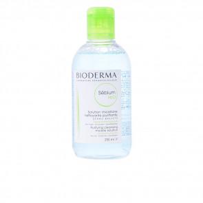 Bioderma SEBIUM H2O Solution micellaire nettoyante purifiante Peaux mixtes et grasses 250 ml