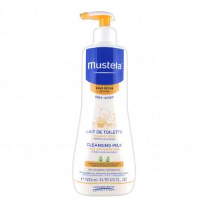 Mustela BEBE Latte detergente Pelle secca 500 ml