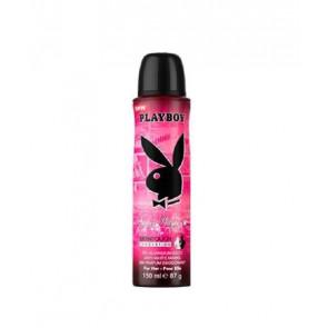 Playboy SUPER PLAYBOY WOMAN Deodorante 150 ml