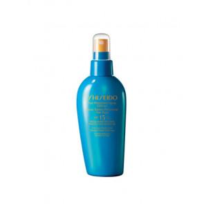 Shiseido SUN PROTECTION Oil-free SPF15 Vapo Spray Protector Solar 150 ml
