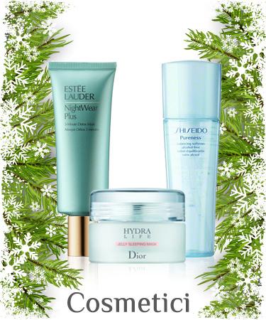 Cosmetici per Natale