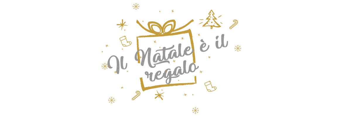 Il Natale é il regalo